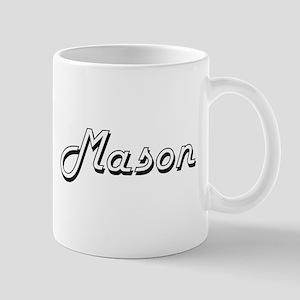 Mason Classic Job Design Mugs