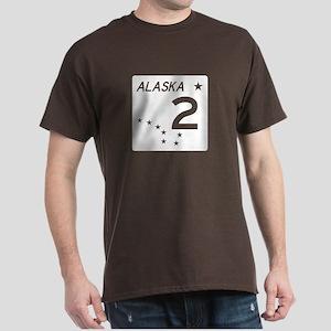 Route 2, Alaska Dark T-Shirt