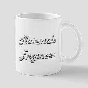 Materials Engineer Classic Job Design Mugs