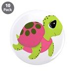 Pink Sea Turtle 3.5
