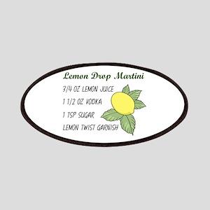 LEMON DROP MARTINI Patch