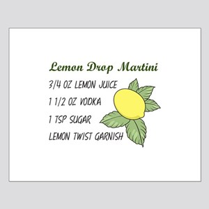 LEMON DROP MARTINI Posters