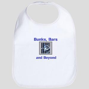 Bunks, Bars, and Beyond Bib
