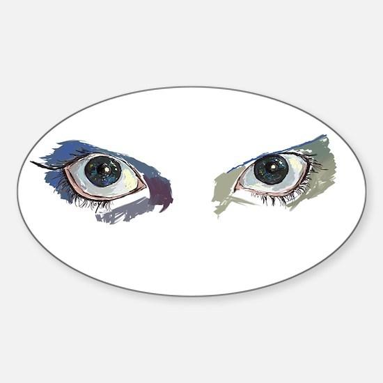 eyes Decal