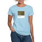 Boston at Night Women's Light T-Shirt