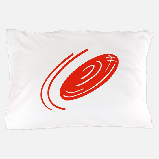 FRISBEE DISC Pillow Case