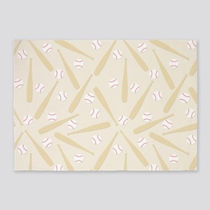 Being a Sport 5'x7'Area Rug