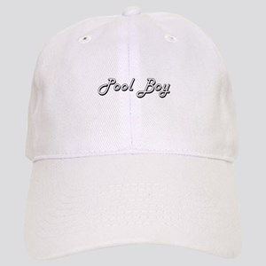 Pool Boy Classic Job Design Cap