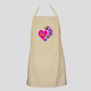 Square Dancing Heart Apron