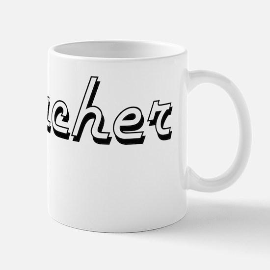 Preacher Classic Job Design Mug