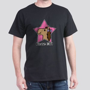 HorseGirl Dark T-Shirt