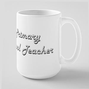 Primary School Teacher Classic Job Design Mugs