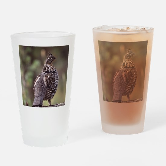 grouse Drinking Glass