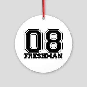 Freshman Ornament (Round)