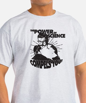 The Power Science Compels You! - Gra T-Shirt