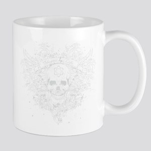 Skeptic 4 Life - White Mug