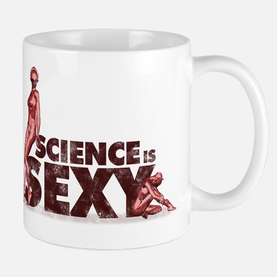 Science is Sexy - Red Mug