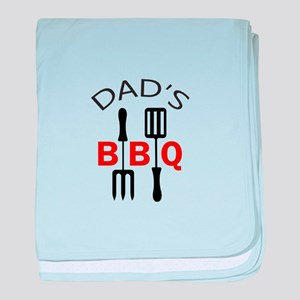 DADS B B Q baby blanket
