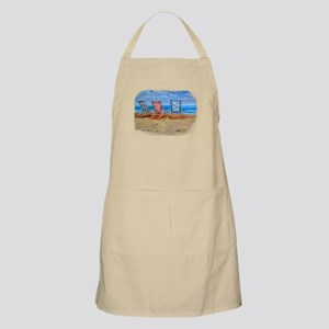 Beach Chairs Apron