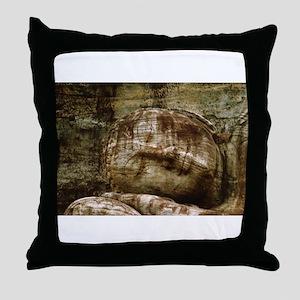 Polonnaruwa, Sri Lanka Throw Pillow