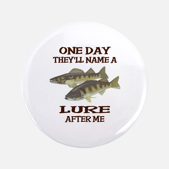 "NAME A LURE AFTER ME 3.5"" Button"