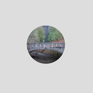 Scenic Bridge Mini Button