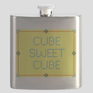 CubeSweetCube Flask