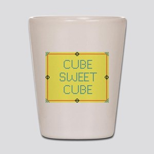 CubeSweetCube Shot Glass
