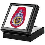 USS FLORIDA Keepsake Box