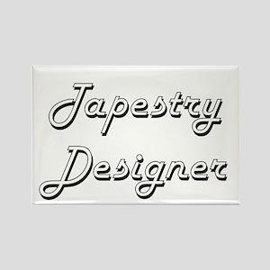 Tapestry Designer Classic Job Design Magnets