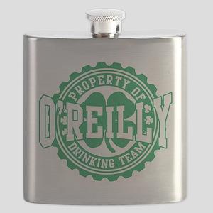 O'reillys Irish Drinking Team Flask