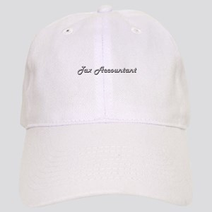 Tax Accountant Classic Job Design Cap