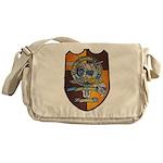 USS FLORIDA Messenger Bag