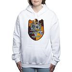 USS FLORIDA Women's Hooded Sweatshirt
