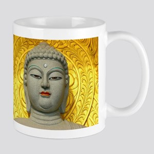 Enigmatic Buddha Mugs