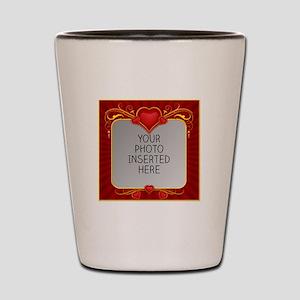 Premium Love Shot Glass