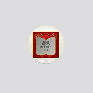 Premium Love Mini Button