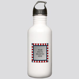 American Show Stainless Water Bottle 1.0L