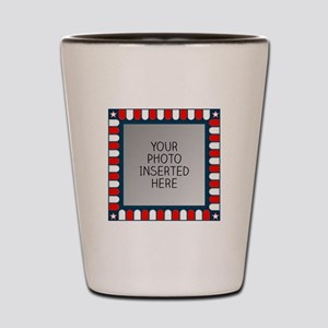 American Show Shot Glass