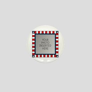 American Show Mini Button