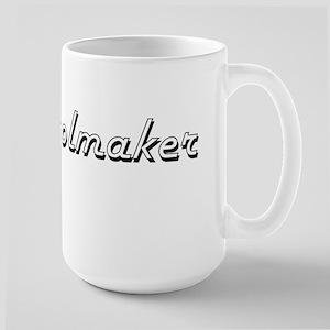Toolmaker Classic Job Design Mugs
