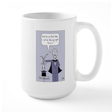 Magic and Metaethics Large Mug