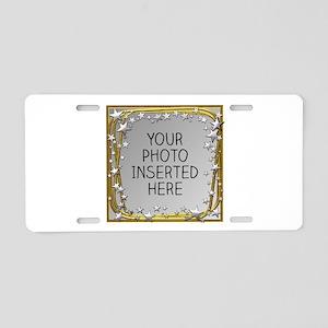 Star Reprise Aluminum License Plate