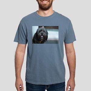 smiling lhasa type dog T-Shirt
