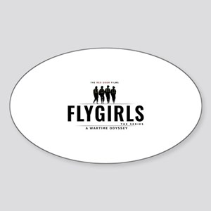 Flygirls Updated Logo Sticker