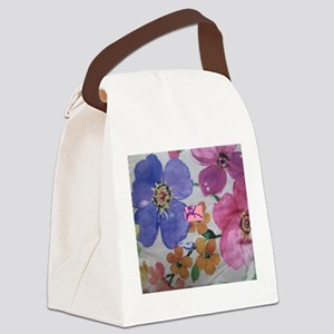 Traci K Spring designs Canvas Lunch Bag