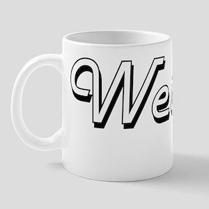 Welder Classic Job Design Mug