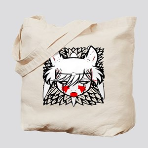 wolf princess Tote Bag