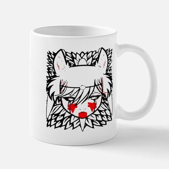 wolf princess Mug