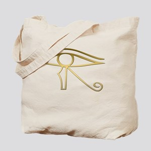 Eye of Horus Egyptian symbol Tote Bag